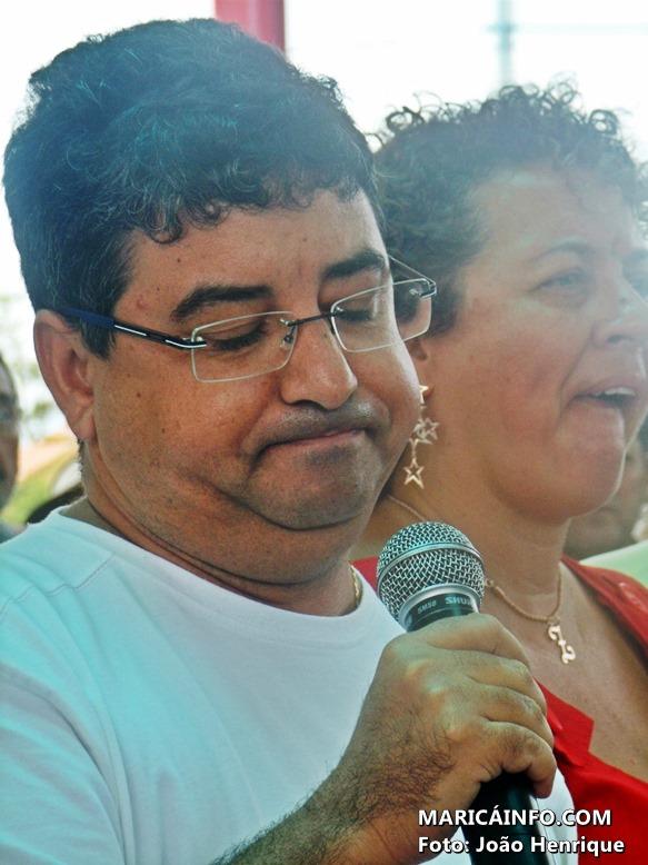 Prefeito Washington Quaquá (PT) está inelegível e sem direitos políticos por 8 anos. (Foto: João Henrique | Maricá Info)