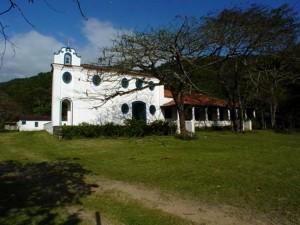 Fazenda Bananal, que deu nome ao bairro, onde Niemeyer nasceu e viveu a sua infância. Lá ele também passou diversas férias e finais de semana. (Foto: Pedro Oswaldo Cruz)