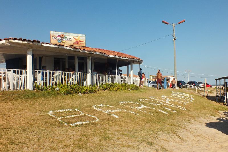 Quiosque Barracuda faz sucesso com projeto Verão 2015. Música ao vivo e cardápio variado. (foto: João Henrique | Maricá Info)
