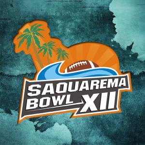 """""""Começamos em 2004 só por brincadeira e pra divulgar mais o Super Bowl aqui no RJ. Tanto que o primeiro torneio se chamava Saquarema Super Bowl."""" Disse Raphael Lima, um dos organizadores do campeonato."""