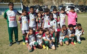 Maricá Soccer disputará a competição para crianças de 11 anos contra equipes cariocas e do interior do estado.