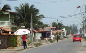 Obras na Avenida Maysa devem ser concluídas até dezembro deste ano. (foto: João Henrique / Maricá Info)