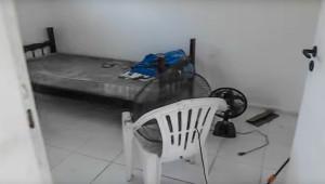 Alojamento de descanso dos Guardas Municipais no MCMV em Inoã.
