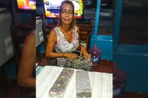 Mulher foi abordada com dois quilos de maconha em ônibus da Viação 1001.