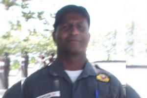 Sargento Vantuir foi baleado em posto de combustíveis.