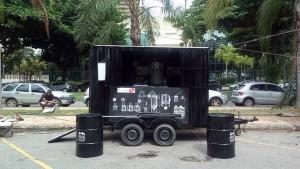 Beertruck da Cervejaria Artesanal São José do Imbassaí estará em Niterói. (foto: divulgação)