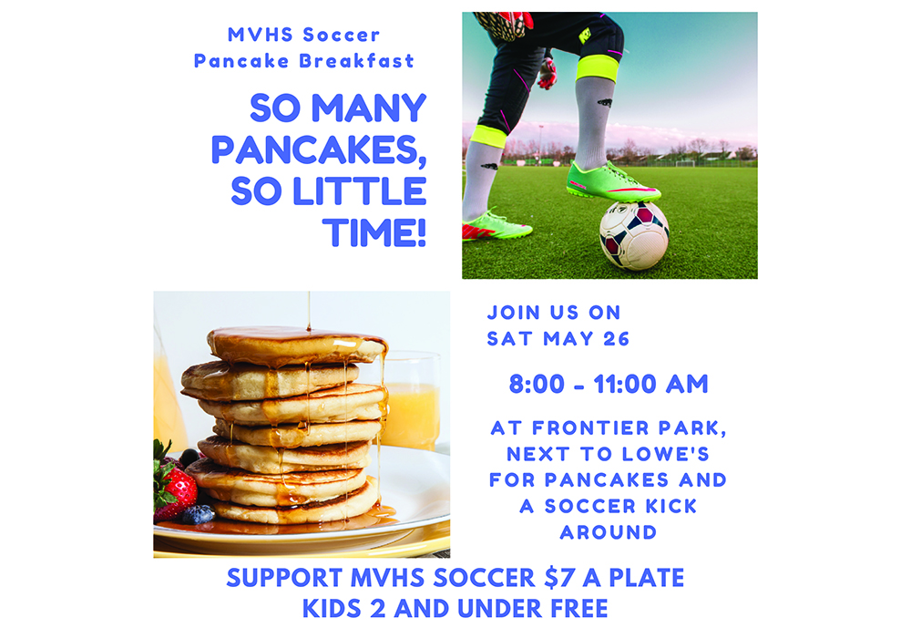 Pancake Breakfast Fundraiser 2018