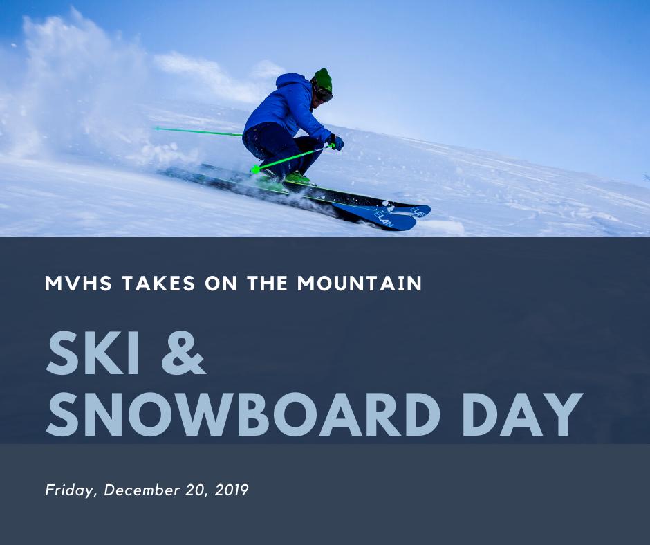 ski day flyer