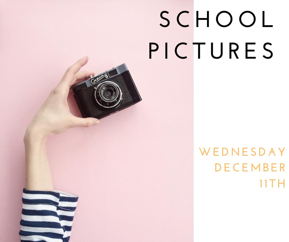 school picture flyer