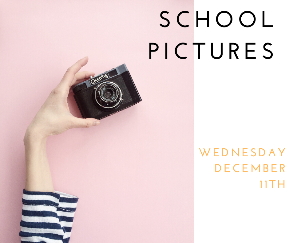 school picture flyer