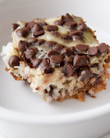 Dairy-Free Magic Bars