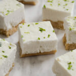 Dairy-Free Lime Bars