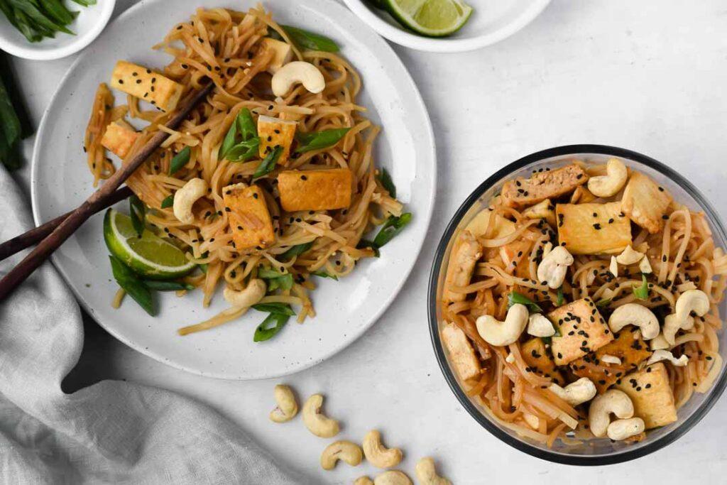 Cashew Vegan Pad Thai