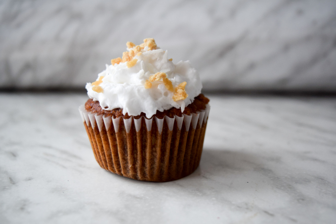Gluten-Free Carrot Muffins/Cupcakes