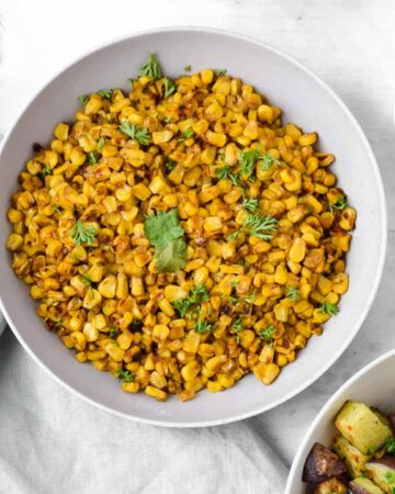 cumin lime corn