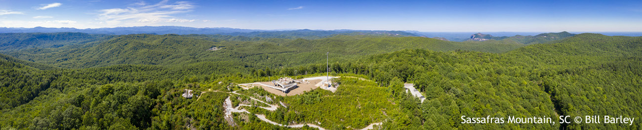Sassafras Mtn Photo Header
