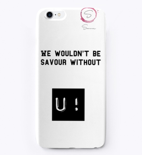 Savour iPhone Case