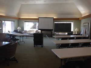 Our Guild Room, Location of Much Planning & Equipping!