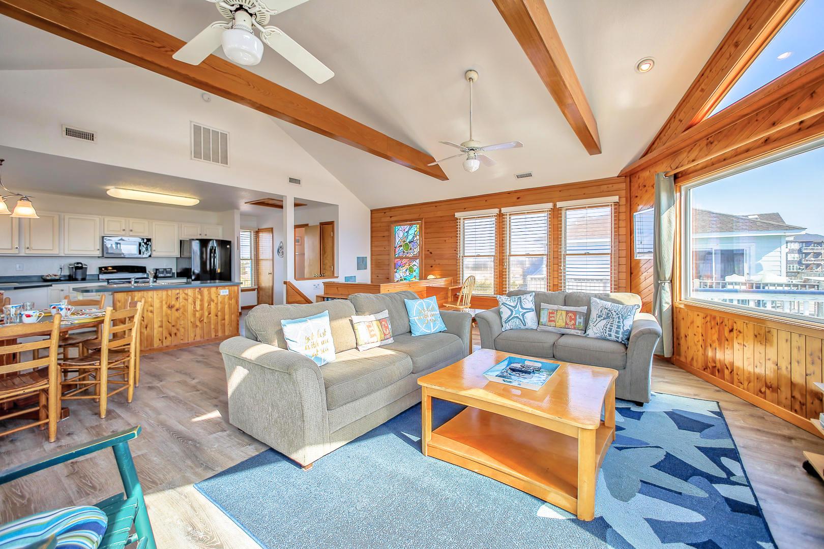 Main Living Area 3rd floor