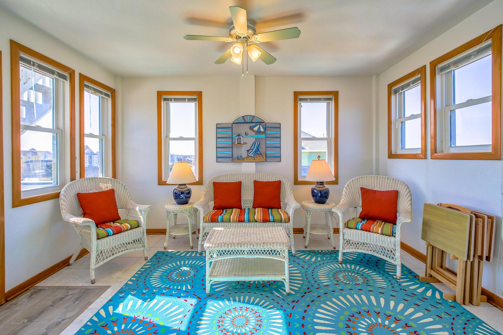 Sun Room off kitchen