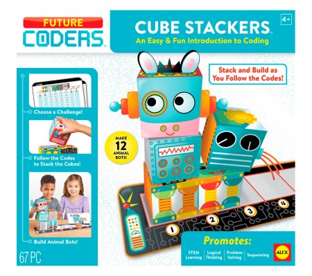 Future Coders - Cube Stackers
