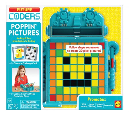 Future Coders - Poppin' Pictures