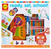 Developed, designed and illustrated preschool skill set line for ages 3-5