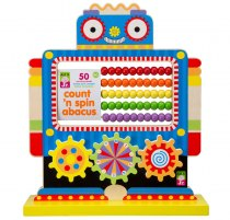 Count 'n Spin Abacus