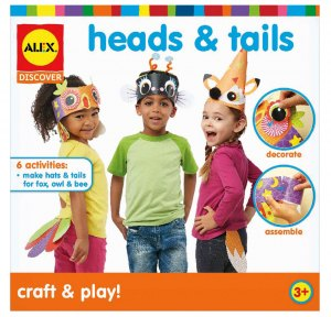 Heads & Tails craft project