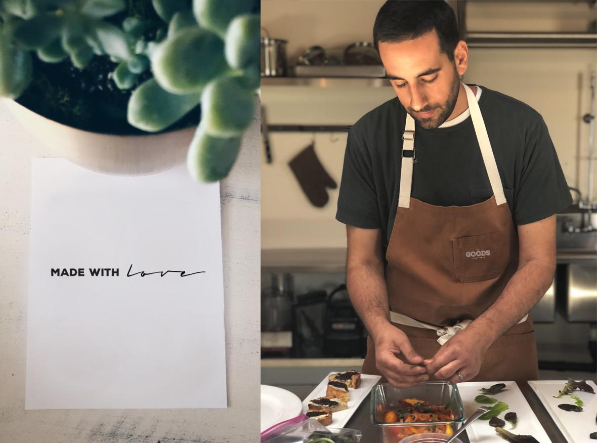 Chef Greg Giancaterino