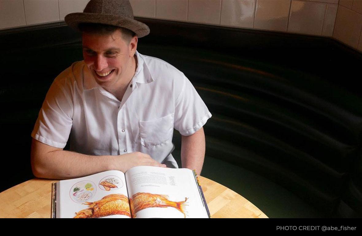 Abe Fisher - Chef Yehuda Sichel