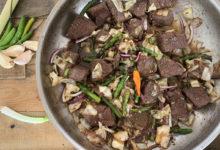 Asian Style Beef Tenderloin