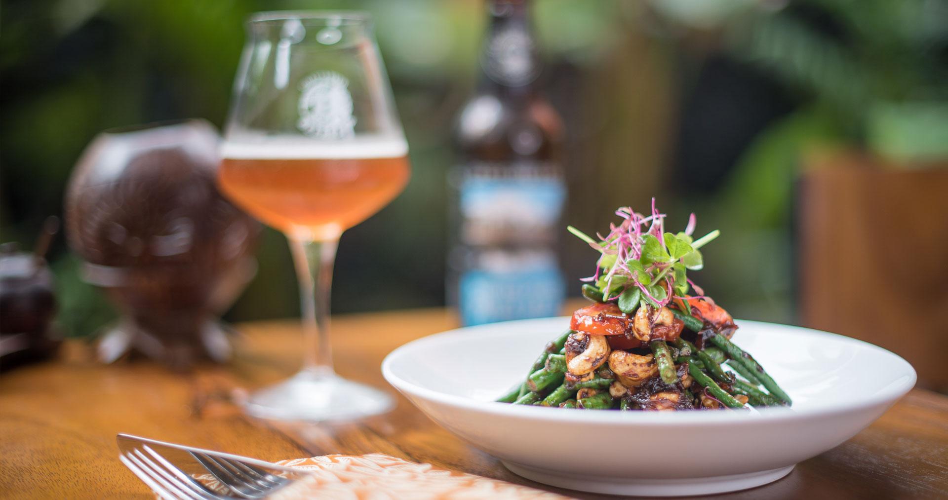 Seasoned Bali - Chef Robert Erickson