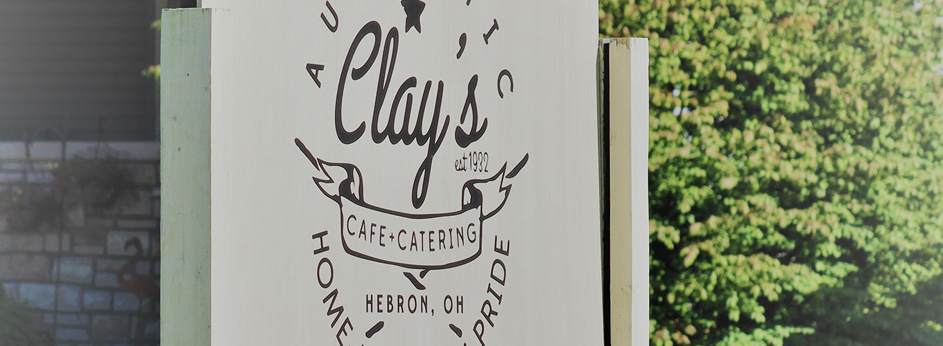 Contact Clay's Cafe