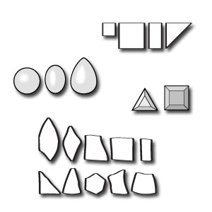 Stones - Mosaics