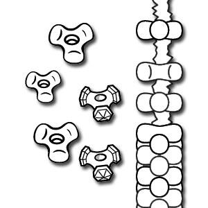 Tri-Beads
