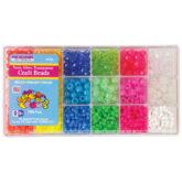 Wonder Beads Pink Camo Bead Box
