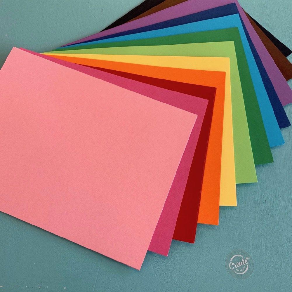 48 sheets Multi-colour Cardstock