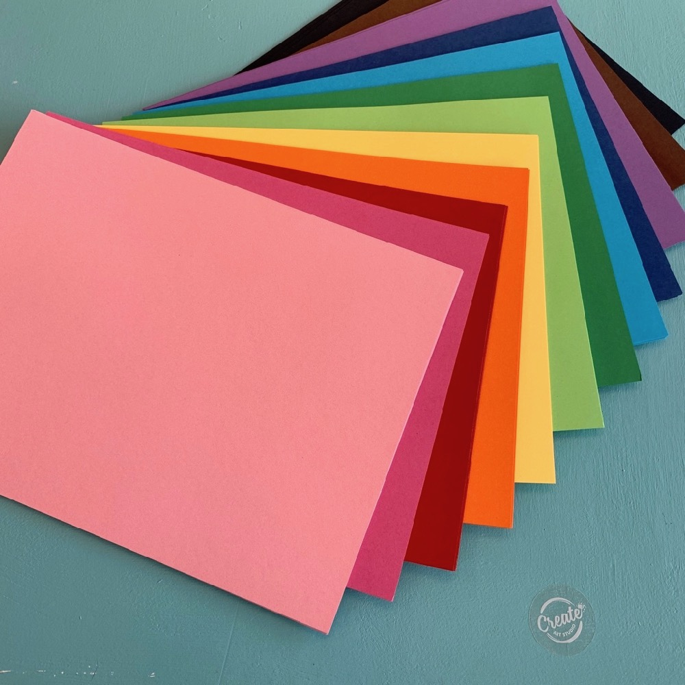 48 sheets Multi-colour Cardstock