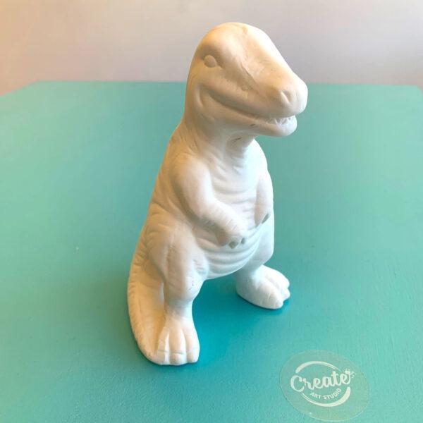 DIY dinosaur activity kit ceramics painting at home from Create Art Studio