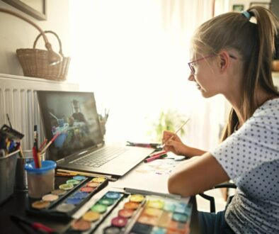 Create Art Studio Online Art Classes for Youth Tweens and Teens
