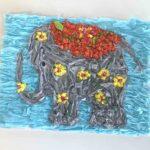 Tissue Paper Art