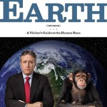 Front cover of Jon Stewart's Earth (THE BOOK) A Visitor's Guide to the Human Race.