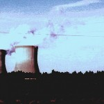 nuclear plant cooling towers