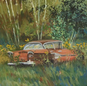 Dead Pontiac Summer by James Howard Kunstler.