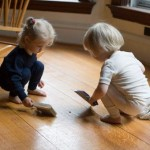 Help your child learn to do chores.
