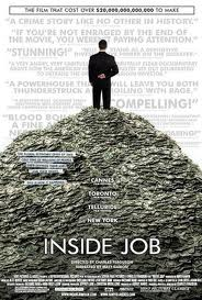 "Post for ""Inside Job"" film"