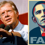 Carter and Obama