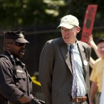 Bill McKibben arrested at White House