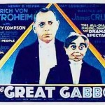 Poster of the Great Gabbo